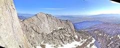 Rock Climbing Photo: Lone Peak Cirque, tripple overhang 2012. Trip Repo...