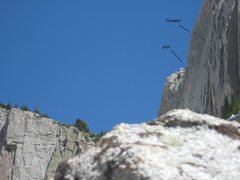 Rock Climbing Photo: Lone peak. Question mark wall. Trip report: rjohna...