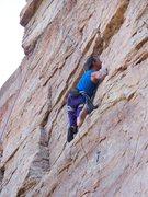 Rock Climbing Photo: Urban Fringe Ten-D Dance Step 1