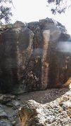 Rock Climbing Photo: North side of Herbal Remedies Block.