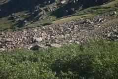 Rock Climbing Photo: More rock.