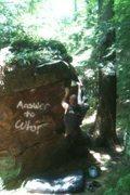 Rock Climbing Photo:  e.h.d.t