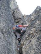 Rock Climbing Photo: Eleventh Grade Corner