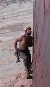 Rock Climbing Photo: I was pretty bummed when they didn't greenlight my...
