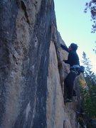 Rock Climbing Photo: McNabb goes Koo Koo for his Cocoa Puffs at The Asy...