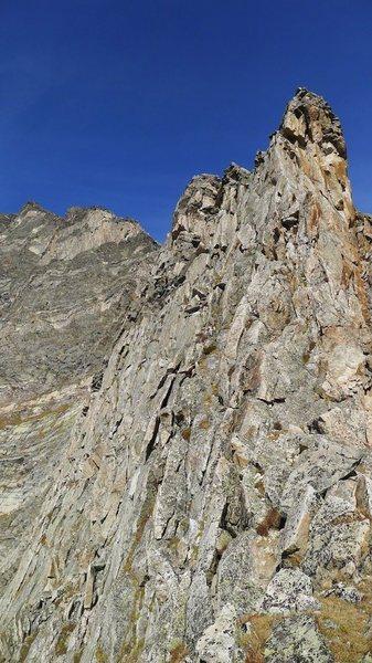 Rock Climbing Photo: First Ace.