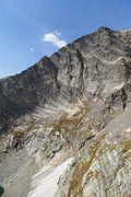 Rock Climbing Photo: Looking across the cirque.