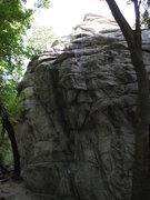 Rock Climbing Photo: Celestial Ascension, 5.7.