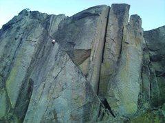 Rock Climbing Photo: space truckin