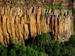 Rock Climbing Photo: No Utopia.