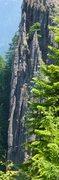 Rock Climbing Photo: Excalibur overview photo