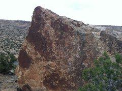 Rock Climbing Photo: Teri's Slab.