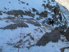 Rock Climbing Photo: West Buttress.