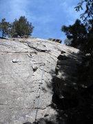 Rock Climbing Photo: Elmer Fudd's Wok.  Fun from the low 5's to 10+. Ca...