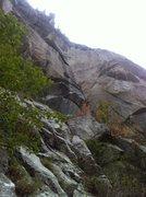 Rock Climbing Photo: Viet Cong Corner
