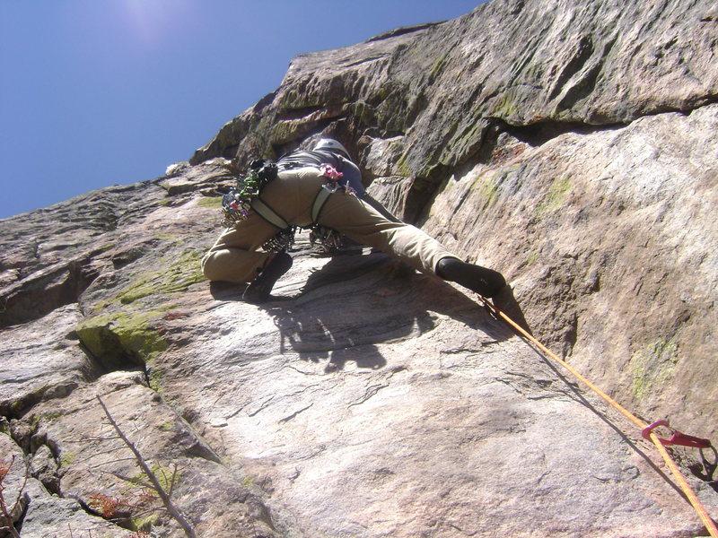 Rock Climbing Photo: East Rosebud, MT