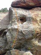 Rock Climbing Photo: V0.