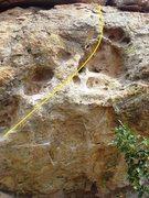 Rock Climbing Photo: V2.