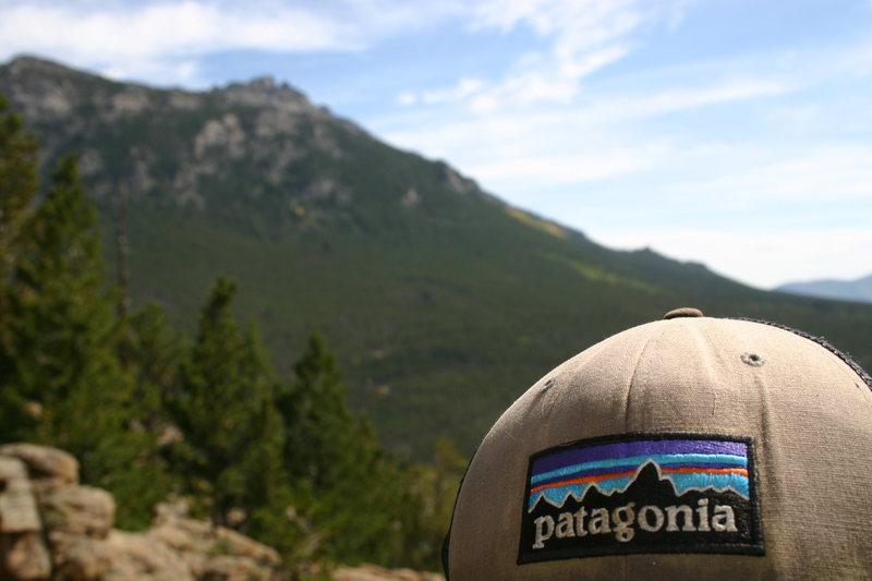 i love my patagonia hats :)