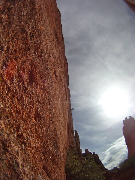 Garden of the Gods Rappel