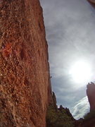Rock Climbing Photo: Garden of the Gods Rappel