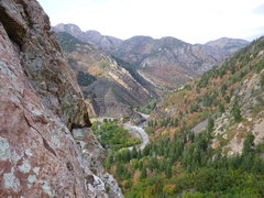 Rock Climbing Photo: another shot of the Fall colors...