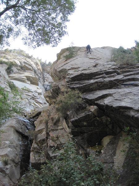 Rock Climbing Photo: More buisness.