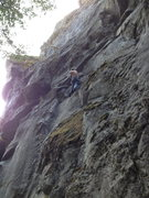 Rock Climbing Photo: Luna Park