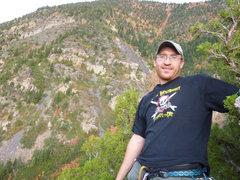 Rock Climbing Photo: nice time on the Dead Snag Arete via Steorts Ridge...