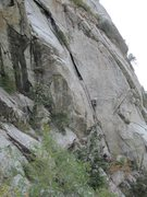 Rock Climbing Photo: Tom and Gene on VC Corner