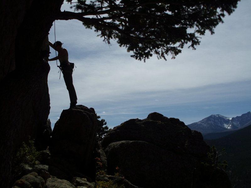 Rock Climbing Photo: Jurassic Park