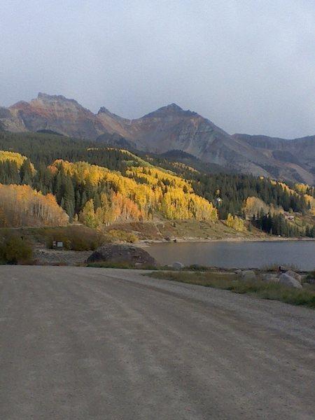 Trout Lake area.
