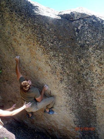 Rock Climbing Photo: nds