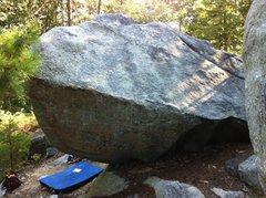 Rock Climbing Photo: Hard-boilded