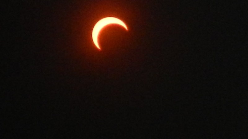 Solar Eclipse Albuquerque,NM