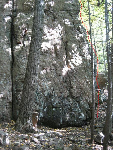Rock Climbing Photo: Merry Go Round