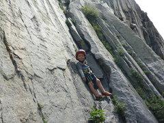 Rock Climbing Photo: ophir climbing