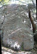 Rock Climbing Photo: Jimnasium / Bleu Cheese face