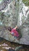 Rock Climbing Photo: full view