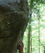 Rock Climbing Photo: The Pinch