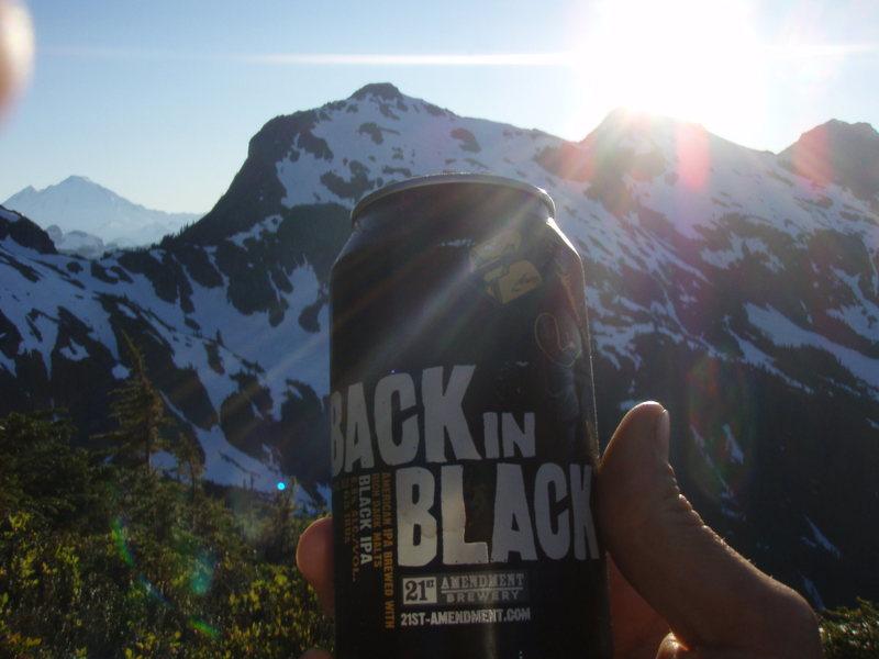 Rock Climbing Photo: camp heaven...Ruth Arm