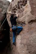 Rock Climbing Photo: Penitente.. One of my first climbing trips.