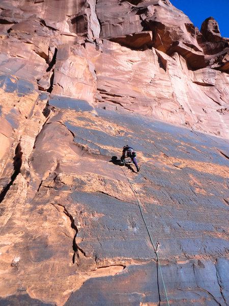 Rock Climbing Photo: --
