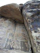 Rock Climbing Photo: Crag rat roof