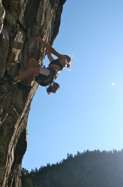 Rock Climbing Photo: Photo by Steve Z.