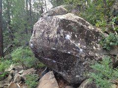 Rock Climbing Photo: Road view