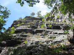 Rock Climbing Photo: Triumverate