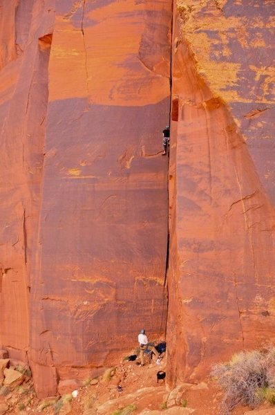 Rock Climbing Photo: Comfortably Numb