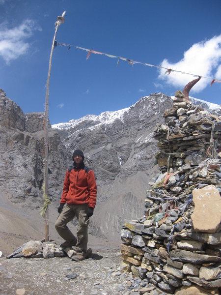 Rock Climbing Photo: Annapurna Circuit Trek - Base Camp