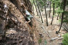 Rock Climbing Photo: Just a teaser